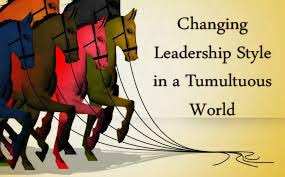Changing Leadership Style